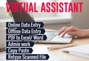 Professional Virtual Administration Assistant
