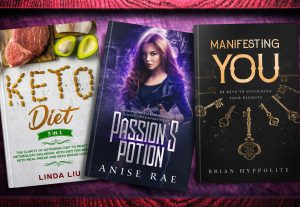 I will design a professional book or ebook cover (Irresistible Offers)
