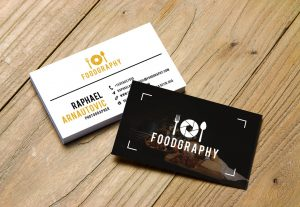 I Will Create an Amazing and Unique Business Card within 24h