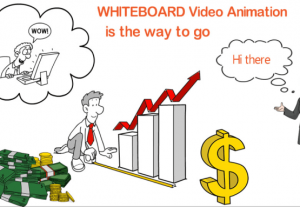 30856I will create colorful whiteboard animation video