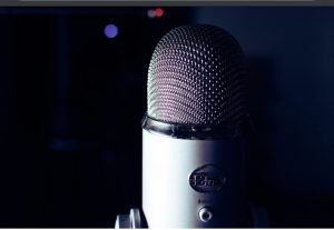 Voiceover/audio recording