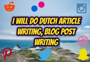 I will do SEO article writing, blog post writing or content writing