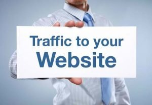 I will send visitors from popular site to your website or affiliate link