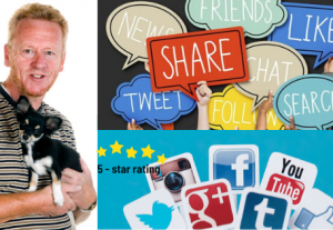 32273I will manage 5 social media accounts for 30 days to grow your fans & Engagement