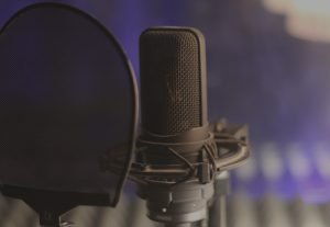 I will record professional male Voiceover