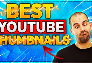 I will design best youtube thumbnail in max 24 hours