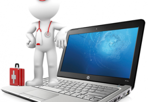 37690Remote computer support with diagnosis, consulting and repair services