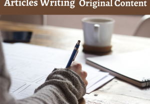 I will provide Article Writing with Original Content