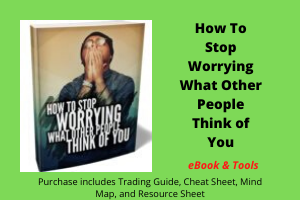 37757How To Stop Worrying What Other People Think of You eBook & Tools