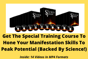 38308Sacred Vision Video Course