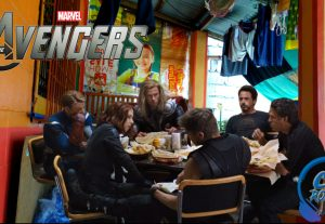 44388The Avengers visits your place!