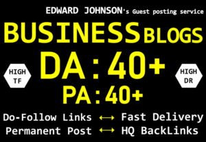 45109I will publish the guest post on da41 business blog