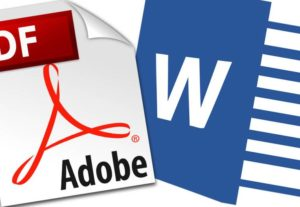 46253I transcribe PDF documents to Word