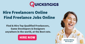 Quickengigs Freelance Services Marketplace