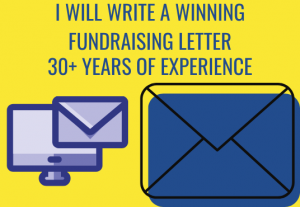 57915I will write a winning fundraising letter