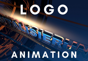 Intro Video and Logo Animation