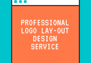58045Professional Logo Lay-out Design