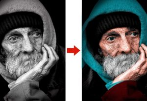I will colorize your black and white photos