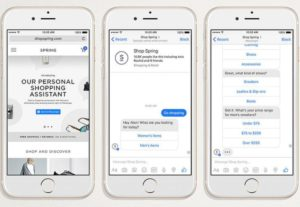 47779I will develop a facebook messenger chatbot in manychat,chatfuel