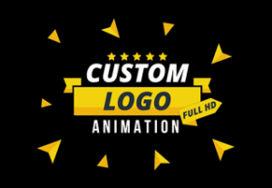45310I will create an awesome custom video intro and logo animation