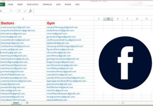 59901I will scrape active targeted emails from any social media platform