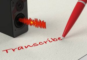 58603I will make video and audio transcription for you! :-)