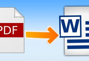 57322Document conversion PDF to Word and others.
