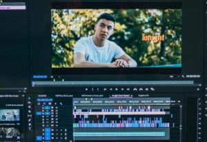 46281Editing and crafting videos from scratch! As you want and when you need it