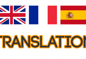 57225I will translate English, Spanish and French.