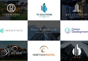Premium Professionally Designed Real Estate Logos – Boast Luxury & Stand Out!