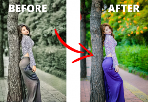 I will do photo retouching and editing professionally in 24 hr