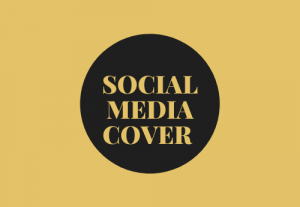 I can create a cover design for the Social Media platform of your choice.