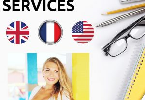 I will translate ANY text in French to English -American or British English.