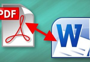 I Will Convert Pdf To Word