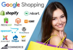 I will create shopping ads and google merchant center