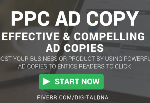I will write compelling ad copy for google ads