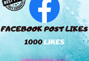 Post Like + FREE GIFT (CHEAPEST IN MARKET)