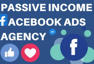 73254I will build a facebook ads agency website to make passive income