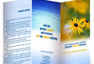 I will creatively design brochure covers for your business
