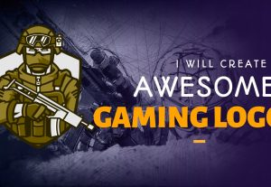 72862I will create AWESOME GAMING LOGO
