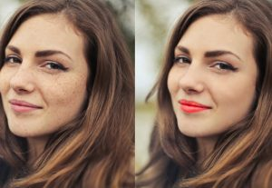 I will do retouching of your image