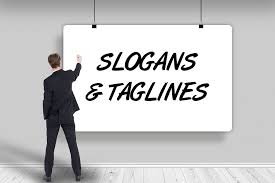 I will create 30 catchy taglines or slogans and business names for free!!