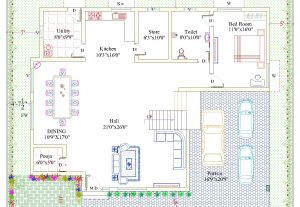106154I will drawing your floor plan in auto cad