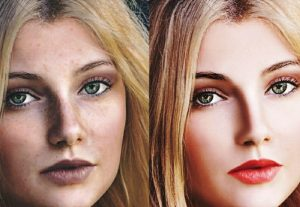 I will do professional high end photo retouching