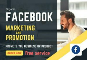 I will promote your business, Websites ,Through fb group having 1M+ Members