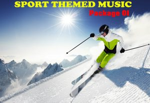 112387I will provide a Sports Themed Background Music Package 01