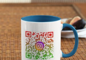 108129I will design your QR code with your logo