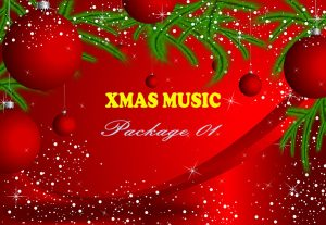 112392I will provide a Christmas Themed Background Music Package 01