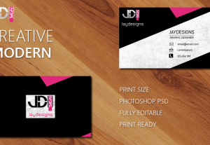 I will design High-Quality Professional Cards for your business or personal use.