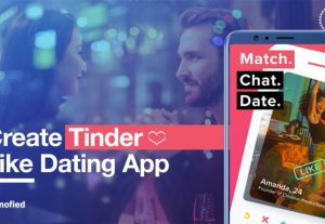 Will Build Best Dating Website, Dating App For Android And IOS